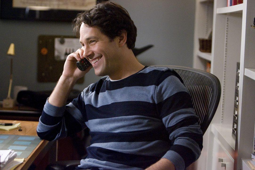 Bräutigam Peter (Paul Rudd) sucht verzweifelt nach einem guten Freund, der sich als Trauzeuge eignet. Das ist gar nicht so einfach ... - Bildquelle: (2009) DW STUDIOS L.L.C. ALL RIGHTS RESERVED