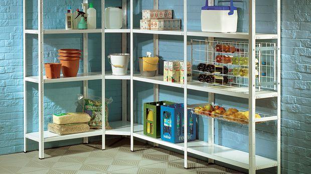 Keller aufräumen mit system  Keller aufräumen: Tipps zum Sortieren - SAT.1 Ratgeber