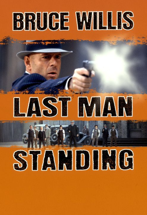 Last man standing - Plakat - Bildquelle: New Line Productions, Inc.