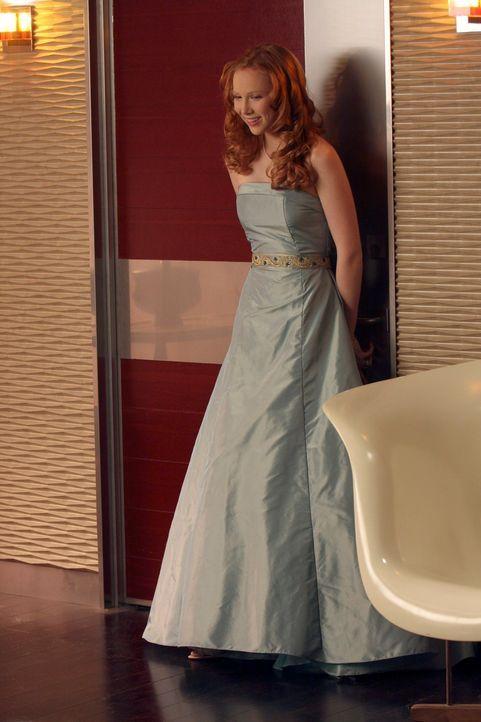 Ihre Aufregung kann Alexis (Molly C. Quinn) nicht verbergen ... - Bildquelle: ABC Studios