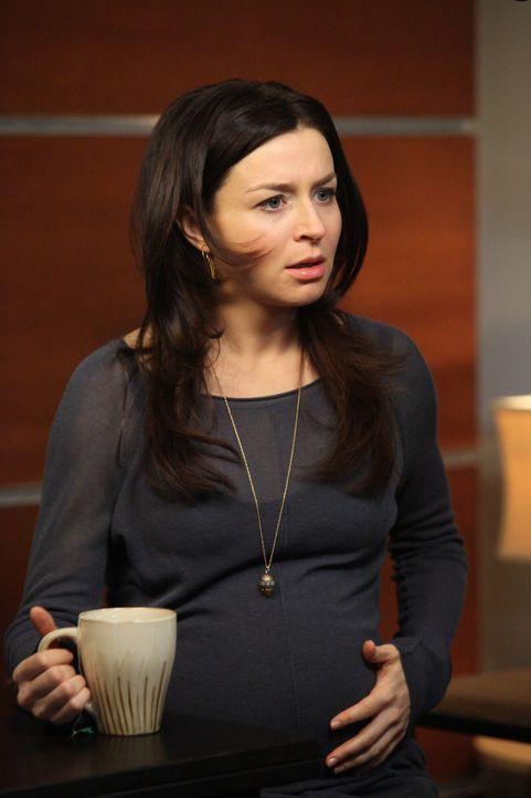 Während Cooper immer noch nicht an Mason rankommt, hat Amelia (Caterina Scorsone) eine Entscheidung bezüglich ihres Babys getroffen ... - Bildquelle: ABC Studios