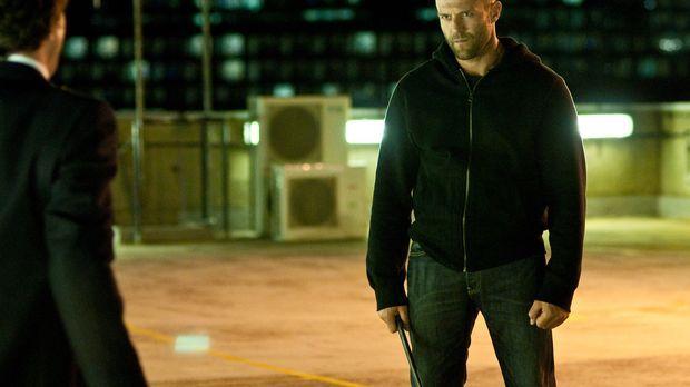 Ermittelt gerne mit schmerzhaften Argumenten: der toughe Cop Brant (Jason Sta...