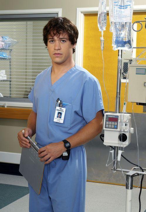 (2. Staffel) - Dr. George O'Malley (T.R. Knight) hat nur ein Ziel: Den Tag überstehen, ohne einen Patienten umzubringen, oder in ihren eigenen Probl... - Bildquelle: Touchstone Television