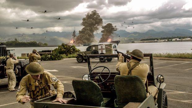 Die Wunden des Pearl Harbor Angriffs im Jahr 1941 sitzen nach wie vor tief. D...