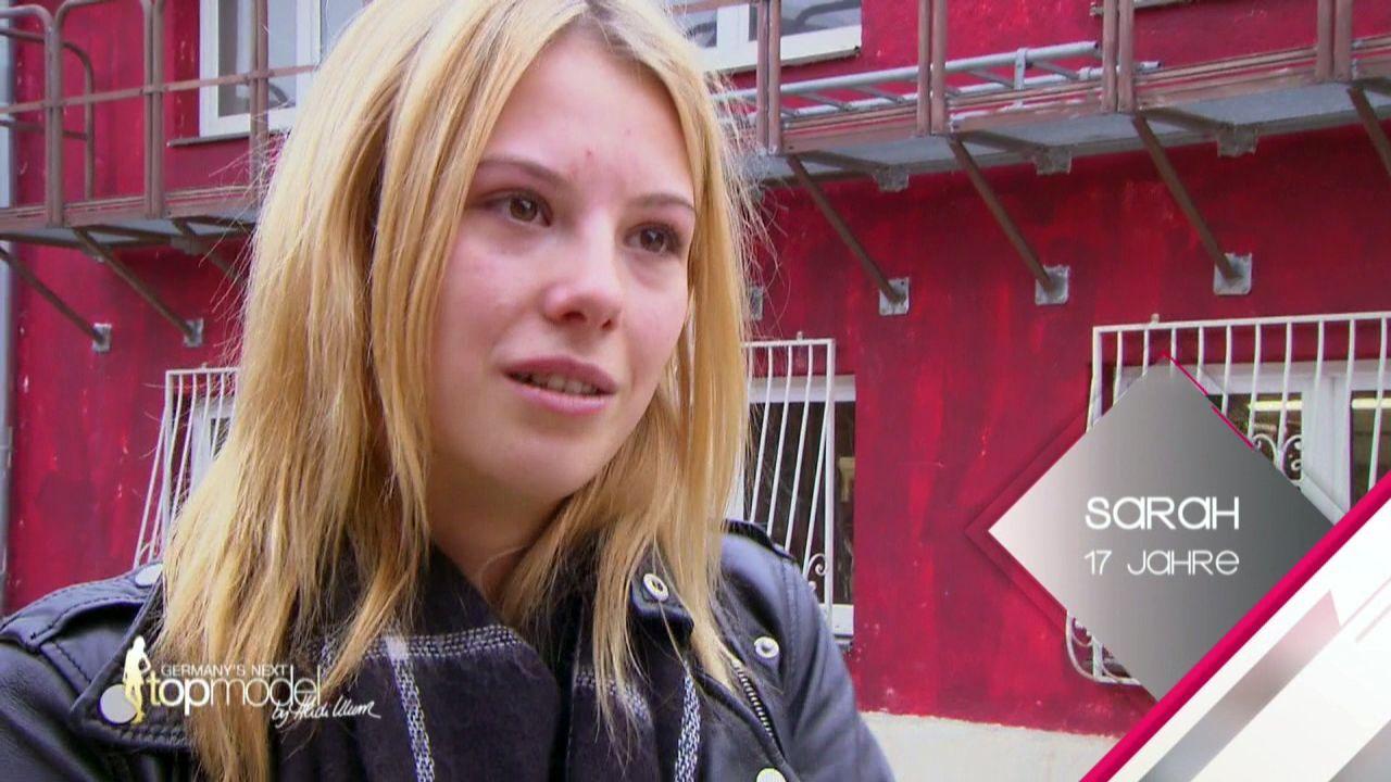 GNTM-10-Sendung03_079 - Bildquelle: ProSieben