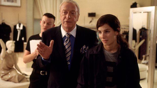 Macht die unscheinbare Polizistin Gracie Hart (Sandra Bullock, r.) zur Miss U...