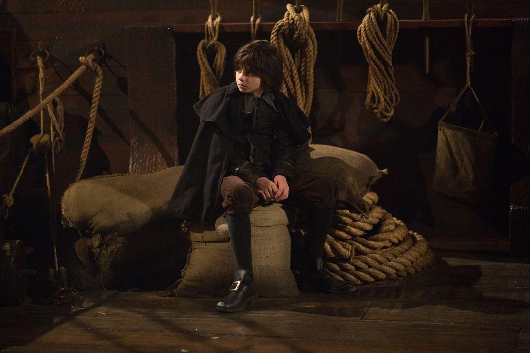 Muss der kleine John (Oliver Bell) wirklich sterben, um dem Teufel den Weg zu ebnen? - Bildquelle: 2015 Fox and its related entities. All rights reserved.