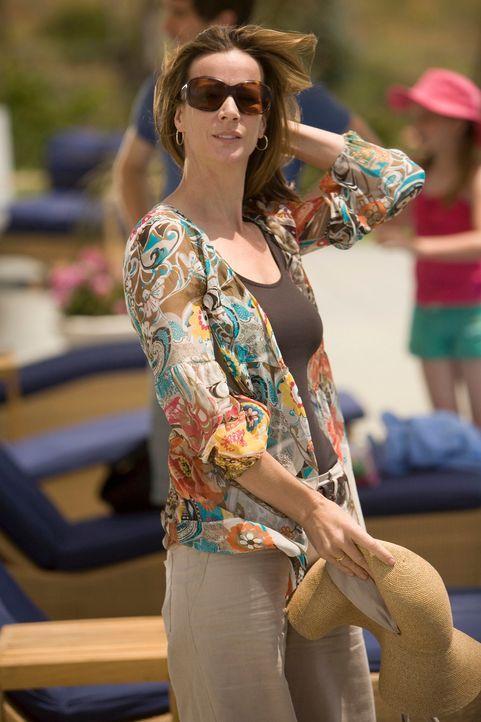 Das Familiengeschäft bereitet Sarah (Rachel Griffiths) große Sorgen. Wohin soll das Geschäft mit Holly als Vorstand nur führen? - Bildquelle: 2008 ABC INC.