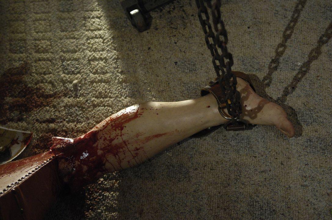 Der Jigsaw oder sein Nachfolger übt wieder grausam Rache ... - Bildquelle: 2007 Lionsgate, Twisted Pictures