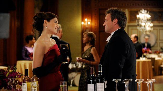 Auf dem Shamrock Dinner trifft Alicia (Julianna Margulies, l.) ausgerechnet a...
