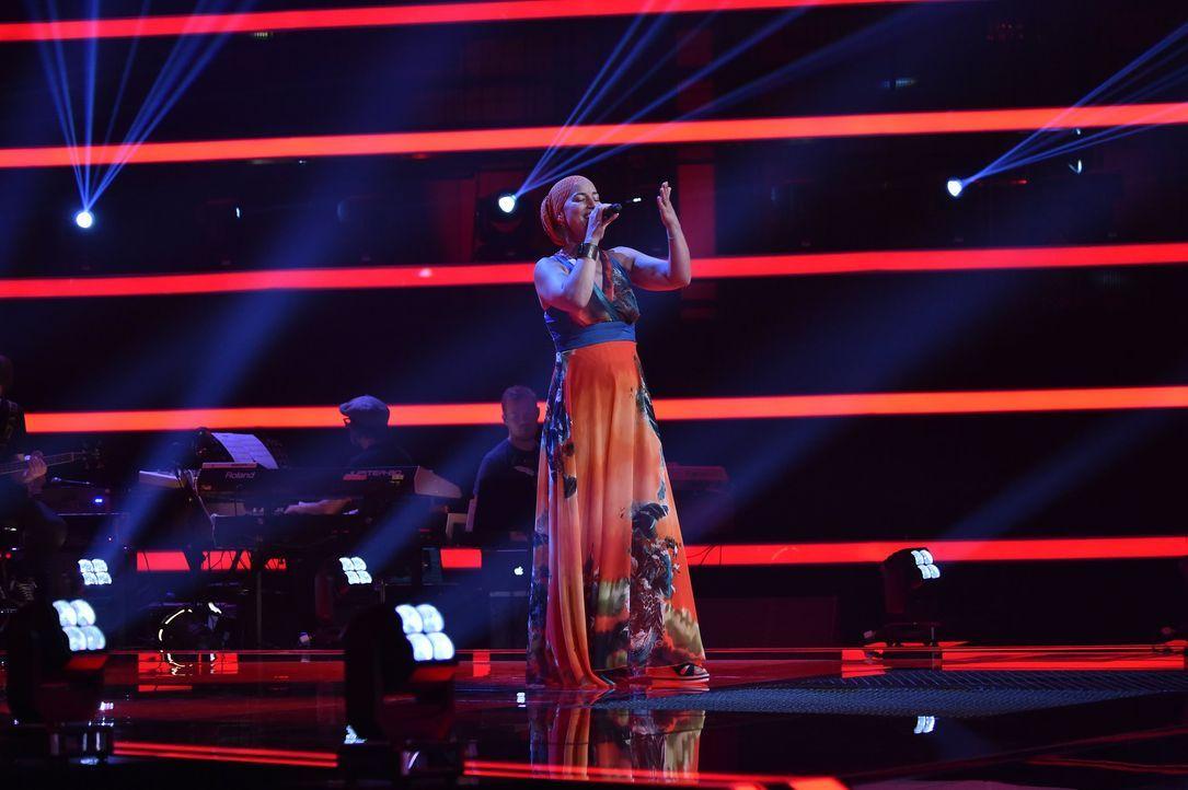 TVOG2018_1391810_Kathrin Kaye-Ree Eftekhari - Bildquelle: ProSieben / SAT.1 / André Kowalski