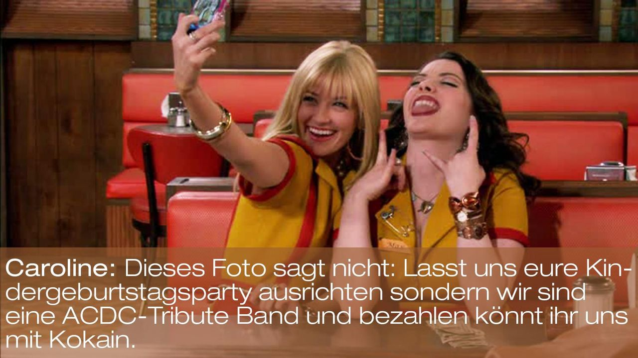 2-broke-girls-zitat-episode-15-staffel-1-blinde-fleck-max-caroline-koks-huren-bild-warnerpng 1600 x 900 - Bildquelle: Warner Brothers Entertainment Inc.