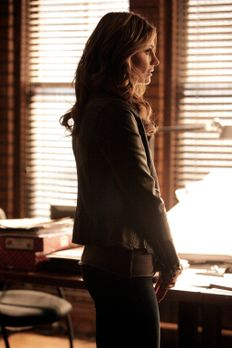 Castle - Muss als Undercover-Agentin operieren: Kate Beckett (Stana Katic) .....
