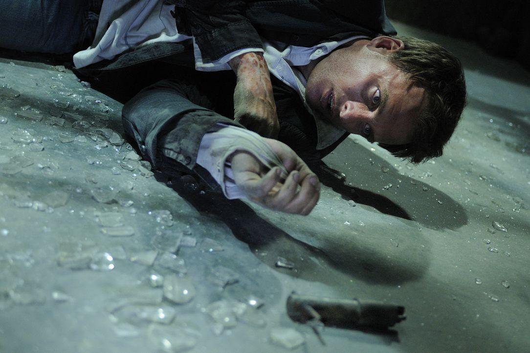 Teil eines mörderischen Spiels: Mallick (Greg Bryk) ... - Bildquelle: 2007 Lionsgate, Twisted Pictures