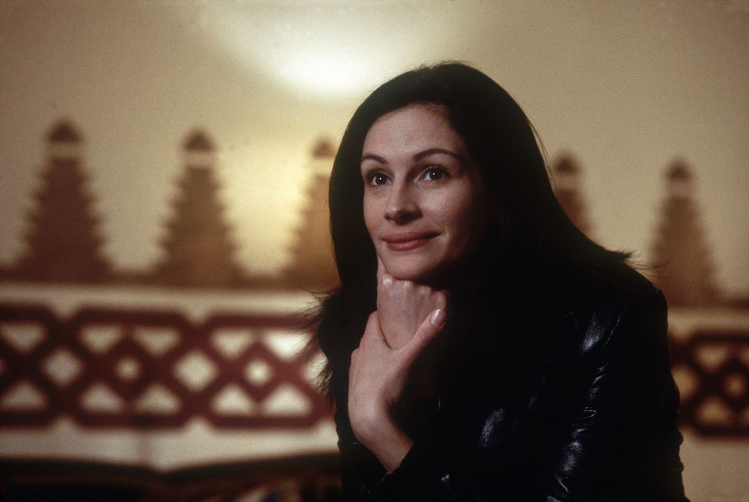 Eigentlich sollte Kiki (Julia Roberts) die beiden Streithähne Gwen und Eddie wieder zusammen bringen, doch dann spielen ihre Gefühle verrückt ... - Bildquelle: 2004 Senator Film, alle Rechte vorbehalten.