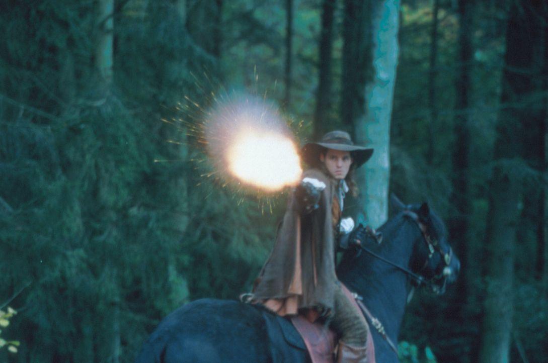 Als sein Widersacher total außer Kontrolle gerät, beginnt für Musketier D'Artagnan (Justin Chambers) ein Kampf auf Leben und Tod ... - Bildquelle: MDP Worldwide