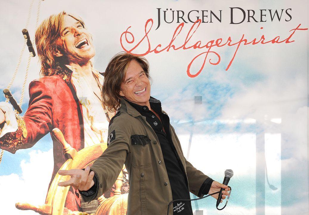 Juergen- Drews-Gallery-1-11-10-04-dpa - Bildquelle: dpa