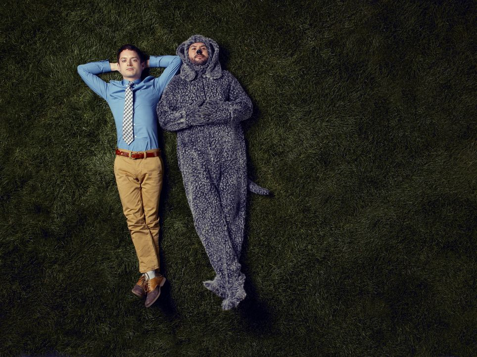 "(2. Staffel) - ""WILFRED"" - Artwork - Bildquelle: 2011 FX Networks, LLC. All rights reserved."