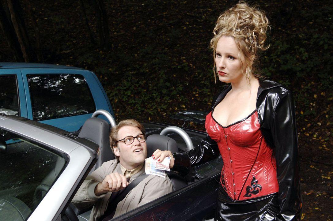Auf dem Straßenstrich kann Mann doch eigentlich nichts falsch machen. Männer wollen doch sowieso immer nur das Eine! Weshalb sind sie denn sonst dor... - Bildquelle: Guido Engels Sat.1