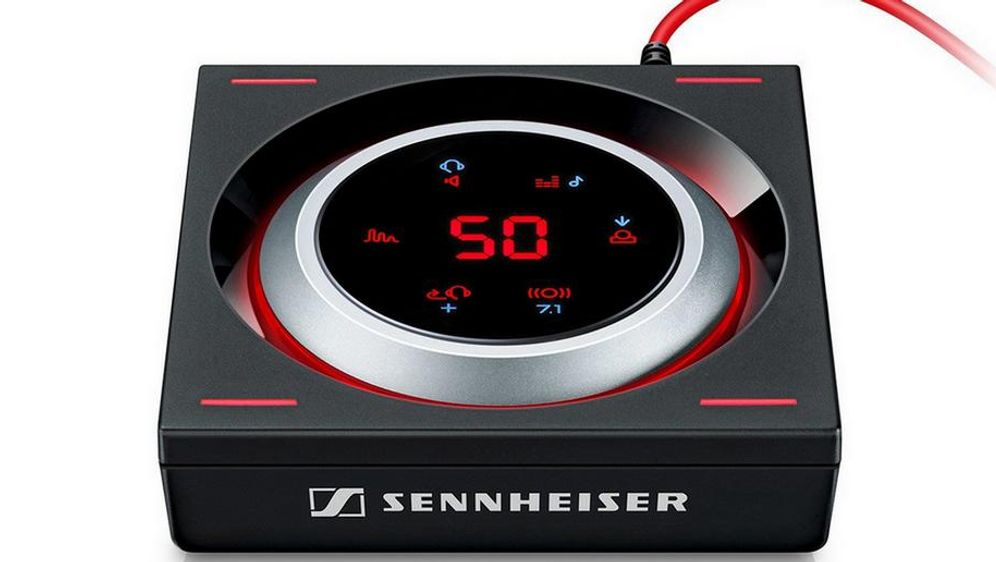Sennheiser GSX 1000 – Testbericht zum Gaming-Audioverstärker - Bildquelle: Sennheiser electronic GmbH & Co. KG