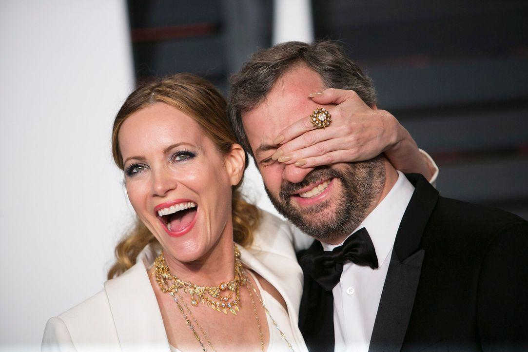 Oscars-Vanity-Fair-Party-Leslie-Mann-Judd-Apatow-150222-AFP - Bildquelle: AFP