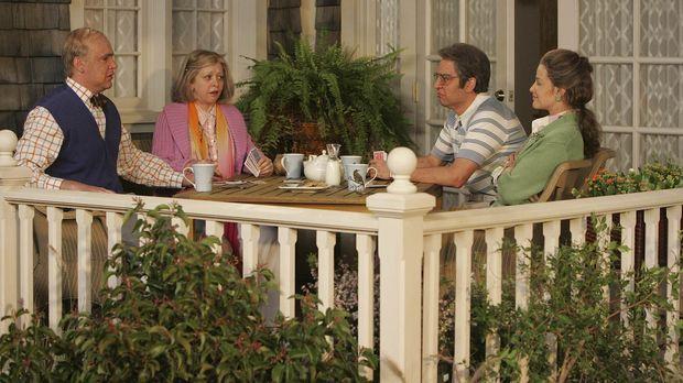 Wird so die Zukunft von Marshall (Jason Segel, l.), Lily (Alyson Hannigan, 2....