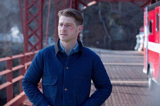 Gotham - Wie wird sein Leben in Gotham weitergehen? Jim Gordon (Ben McKenzie)...
