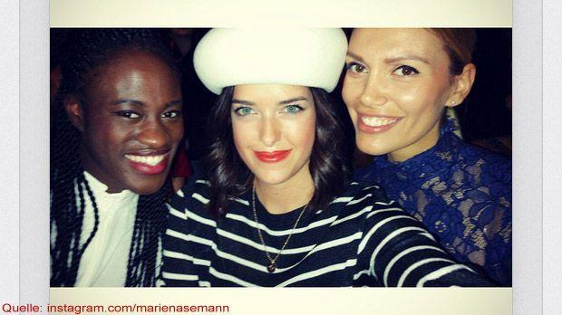 marie-nasemann2-instragram-com-marienasemann - Bildquelle: instagram.com/marienasemann