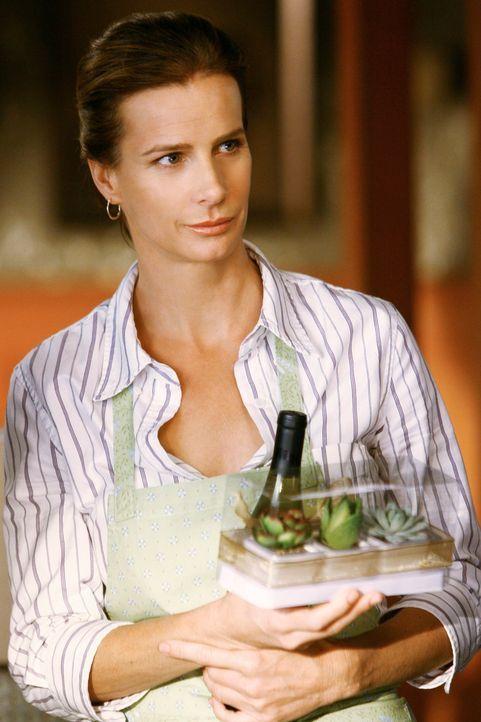 """Macht sich um das Geschäftsmodell """"Greenatopia"""" Sorgen: Sarah (Rachel Griffiths) ... - Bildquelle: 2008 ABC INC."""