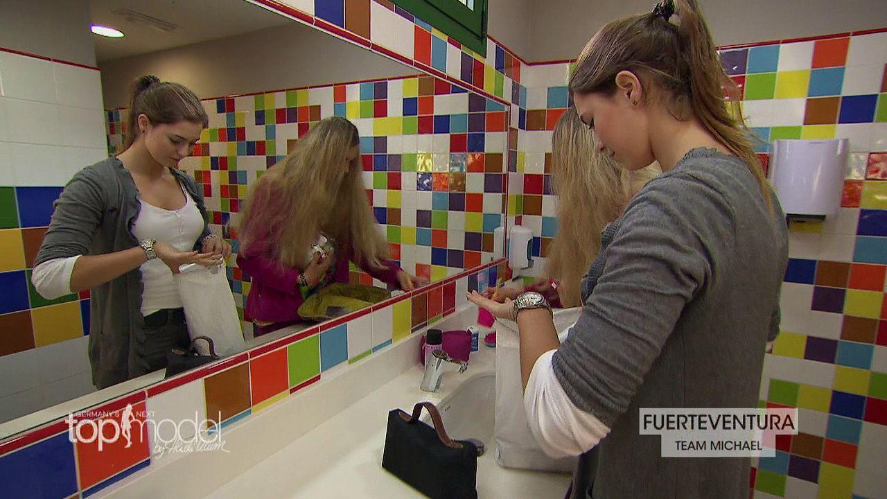 GNTM-11-Sendung02-013 - Bildquelle: ProSieben