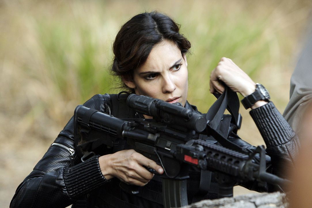 Ermittelt in einem neuen Fall: Special Agent Kensi Blye (Daniela Ruah) ... - Bildquelle: CBS Studios Inc. All Rights Reserved.