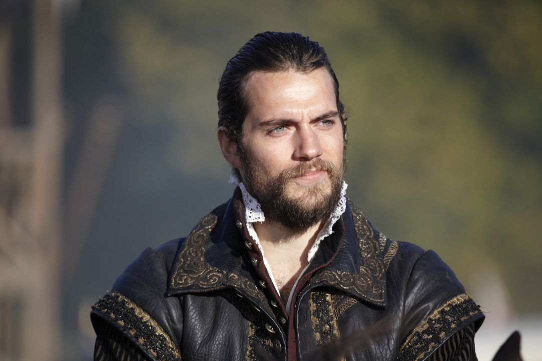 Wird zum Befehlshaber der englischen Armee ernannt, mit der er in Frankreich einmarschieren soll: Charles Brandon (Henry Cavill) ... - Bildquelle: 2010 TM Productions Limited/PA Tudors Inc. An Ireland-Canada Co-Production. All Rights Reserved.