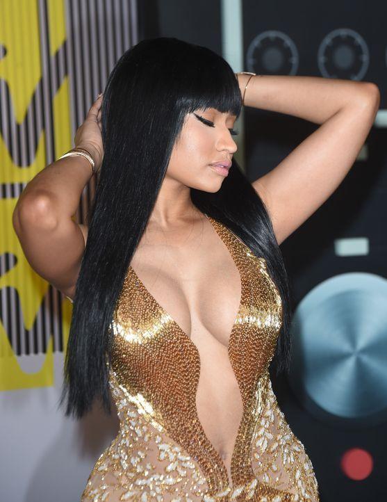 MTV-VMAs-150830-15-Nicki-Minaj-getty-AFP - Bildquelle: MARK RALSTON / AFP