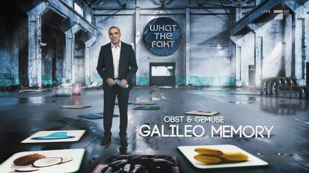 Galileo - Galileo - Donnerstag: Die Skurrilsten Obst-fakten Weltweit