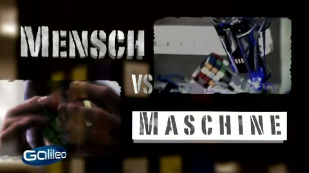 mensch vs maschine