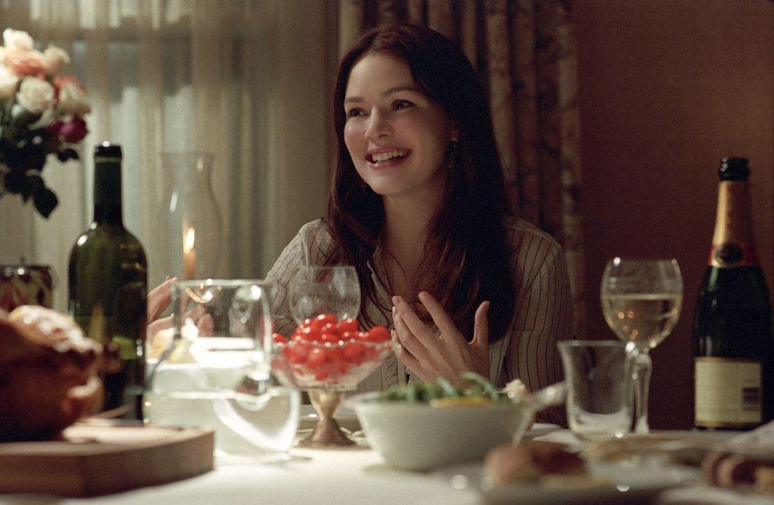 Eigentlich wäre Jenna (Jacinda Barrett) total glücklich. Sie hat einen tollen Freund und erwartet ein Baby. Doch dann beginnt ihr Freund sich immer... - Bildquelle: DreamWorks Pictures