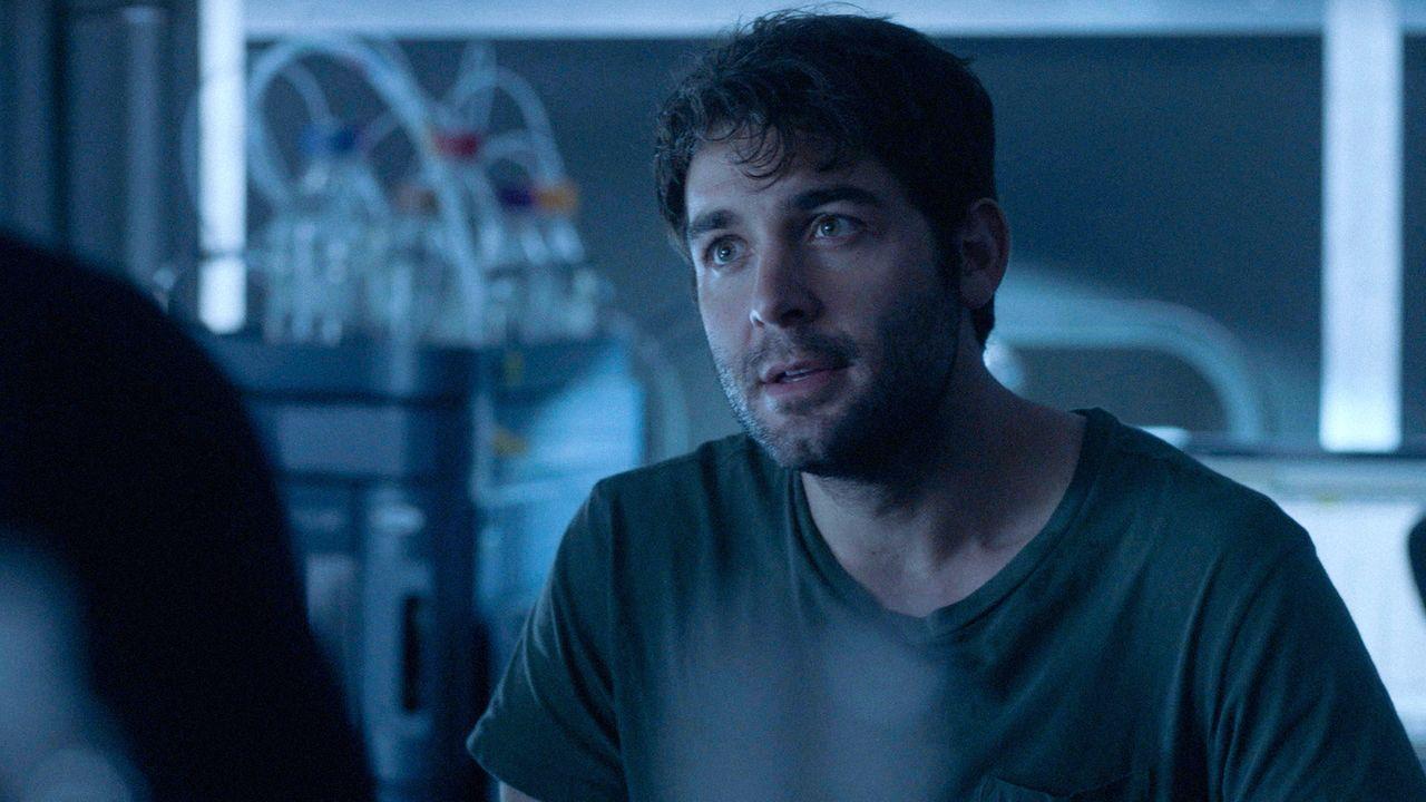 Will Abigail benutzen, um das Leben vieler andere zu retten: Jackson (James Wolk) ... - Bildquelle: 2017 CBS Broadcasting, Inc. All Rights Reserved