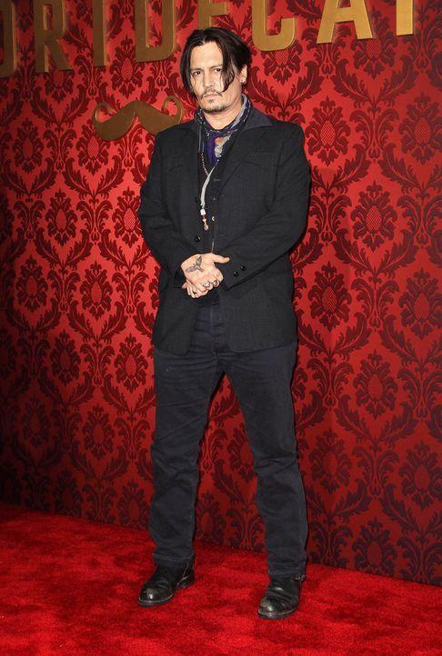 Johnny Depp  - Bildquelle: FayesVision/WENN.com