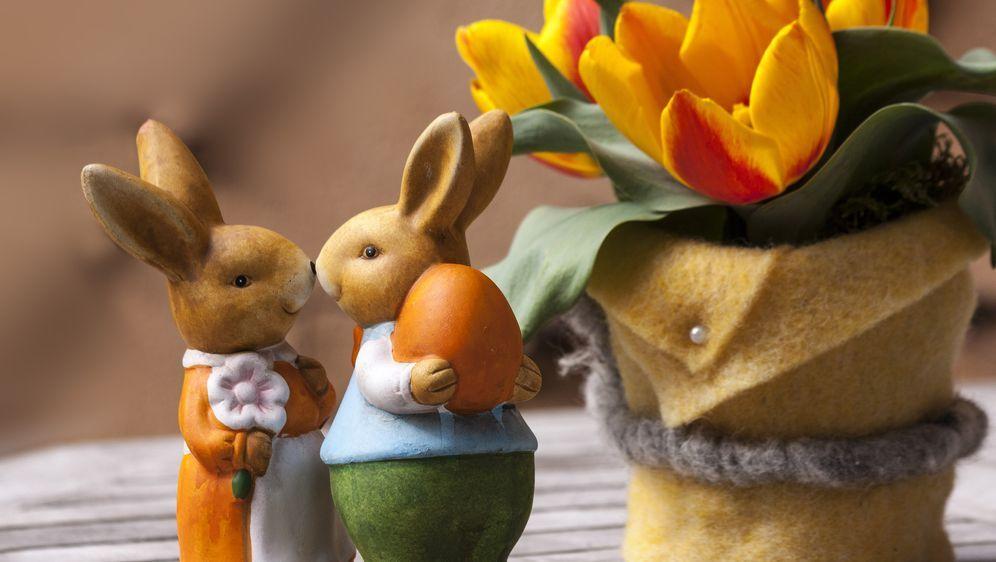 Osterkörbchen aus Filz basteln: So geht's - Bildquelle: pixabay.com