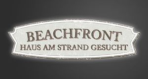 BEACHFRONT HAUS AM STRAND GESUCHT
