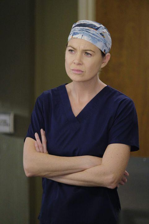 Während Arizona einen neuen Dating-Anlauf wagen möchte, kehrt Meredith (Ellen Pompeo) zur Arbeit ins Krankenhaus zurück ... - Bildquelle: Tony Rivetti ABC Studios