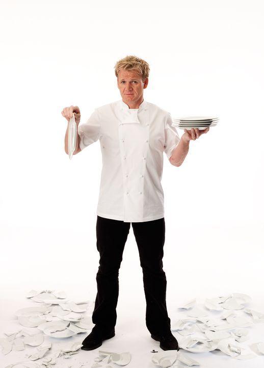 Gordon Ramsay: Der unangenehme Fernsehkoch - Bildquelle: Fox Broadcasting. All rights .