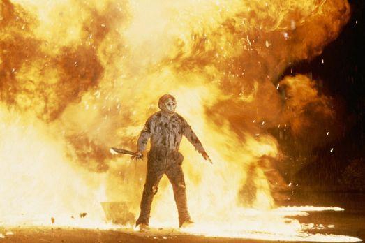 Freitag, der 13. - Die Endabrechnung - Mit einer Bombe will das FBI Jason Voo...