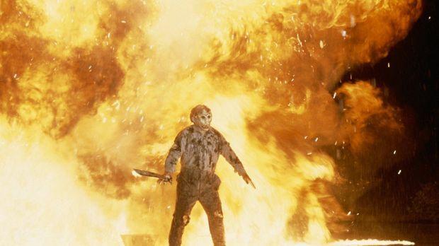 Mit einer Bombe will das FBI Jason Voorhees (Kane Hodder) ein für alle Mal st...