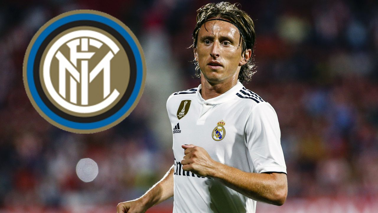 Luka Modric (Real Madrid) - Bildquelle: imago/ZUMA Press