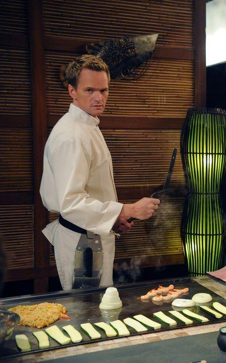 Marshall und Lily schließen mit eine Wette mit Barney (Neil Patrick Harris) ab - mit Folgen ... - Bildquelle: 20th Century Fox International Television