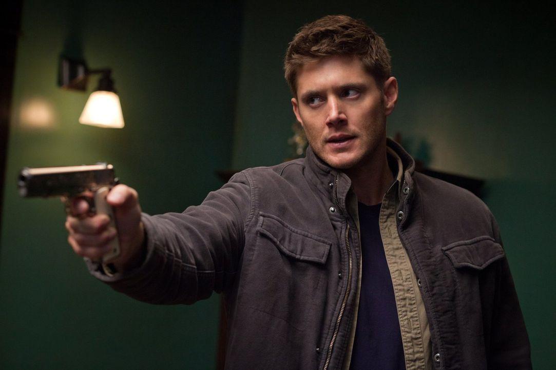 Als Dean (Jensen Ackles) erkennt, was Victor wirklich vorhat, ist dieser ihm bereits einen Schritt voraus ... - Bildquelle: Warner Bros. Television
