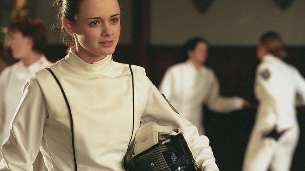 Lorelai und Sookie besuchen ein Seminar für Hotelmanagement und treffen dort...