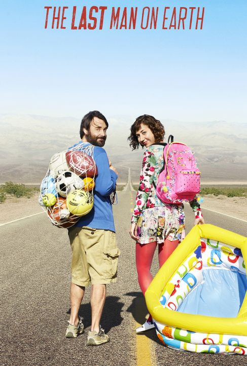 (2. Staffel) - The last man on earth - Artwork