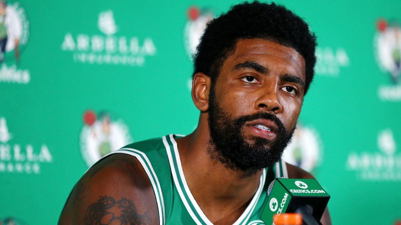 Platz 6: Kyrie Irving, Boston Celtics - Bildquelle: 2018 Getty Images